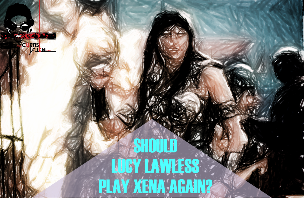 Should Lucy Lawless Play Xena: Warrior Princess in the Planned Reboot?
