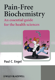 Cover Illustration and Layout by Curtis Allen, Illustrator, for Pain-Free Biochemistry